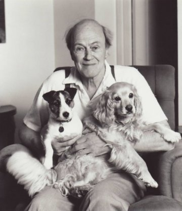 Argazkia: Roald Dahl