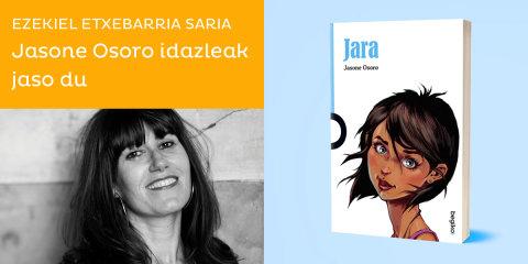 Ezekiel Etxebarria Saria - Jara
