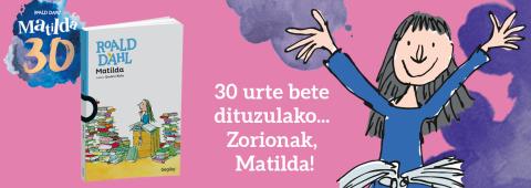Matilda, 30 urte.