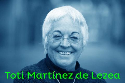 Toti Martínez de Lezea