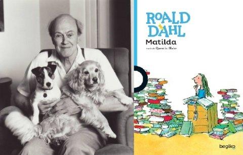 Roald Dahl eta Matilda