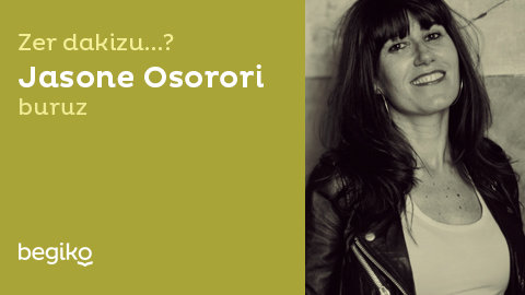 Jasone Osorori buruzko 10 gauza