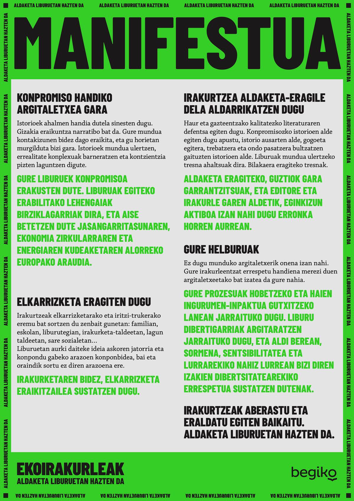 Manifestua