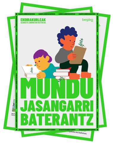 Artikulua: Mundu jasangarri baterantz
